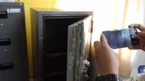 Maraknya Aksi Pencurian di Malili, Kini Giliran Kantor KBPP Lutim Jadi Korban