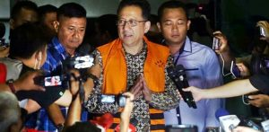 Penjelasan KPK Tentang OTT Irman Gusman