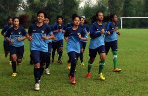 Timnas U-15 Putri Siap Bertanding di Piala AFF