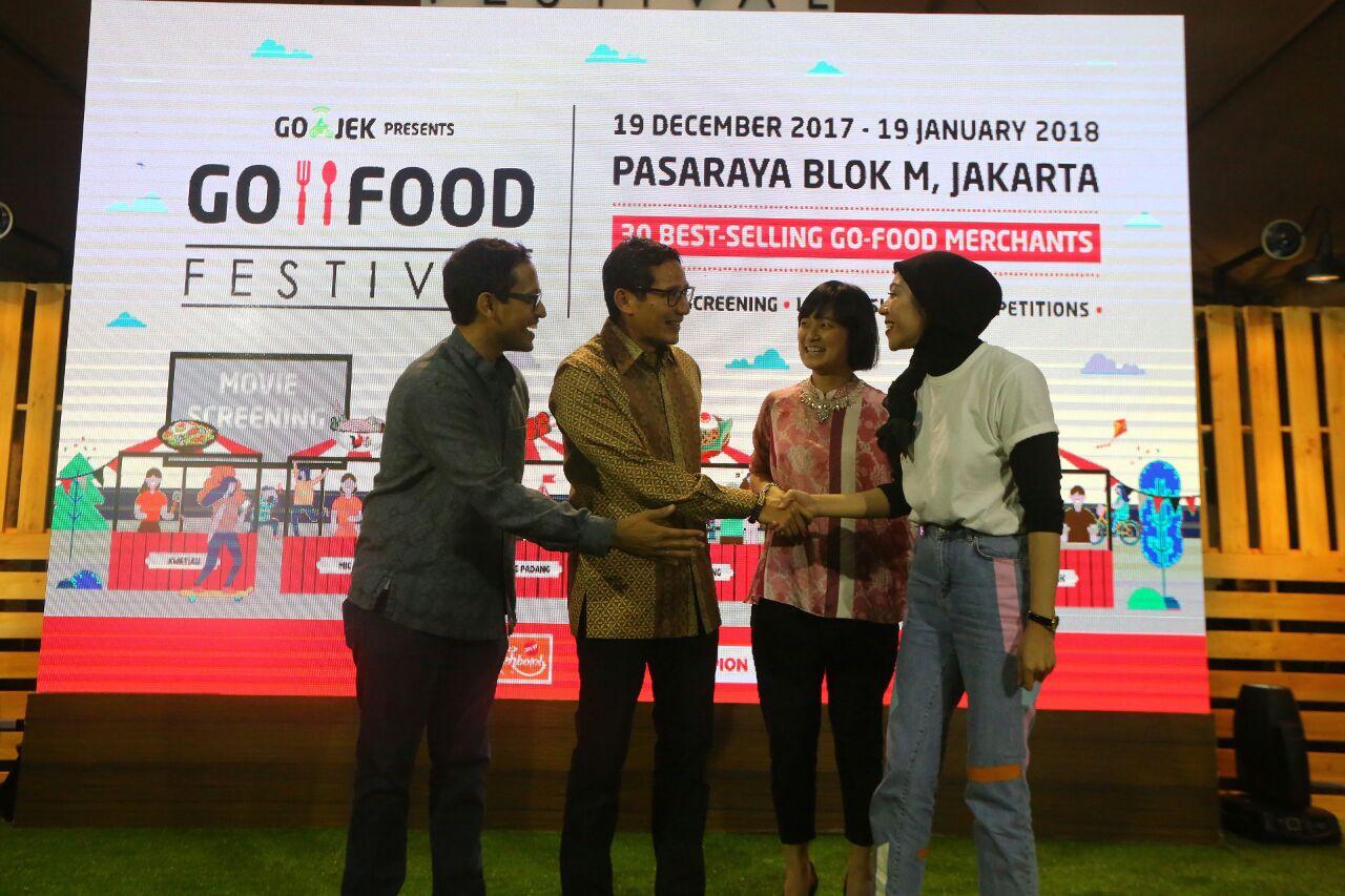 GO-FOOD Festival Dukung UMKM Kuliner