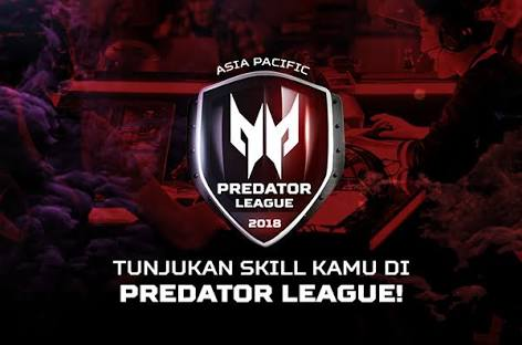 Grand Final APAC Predator League 2018 Dimulai