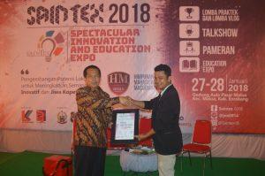 HIMA MASPUL Sukses Laksanakan SAINTEX 2018