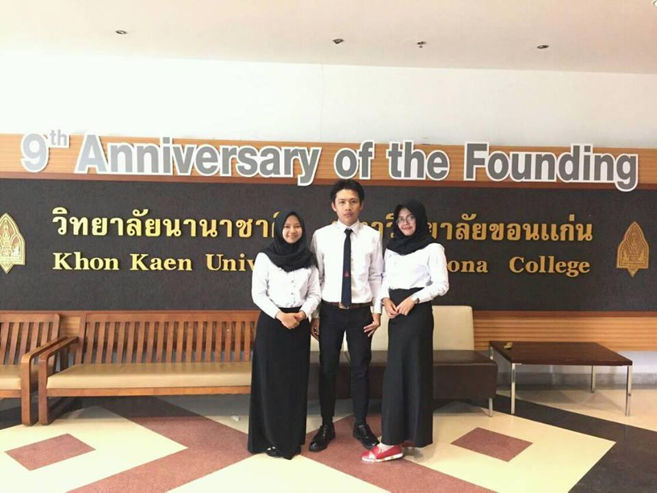 Ini Mahasiswa Luwu Timur yang Harumkan Nama Daerahnya di Luar Negeri