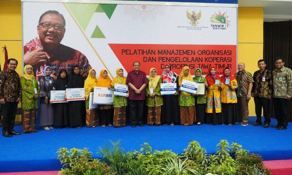 LPDB KUMKM Kaji Skema Pembiayaan Khusus Perempuan
