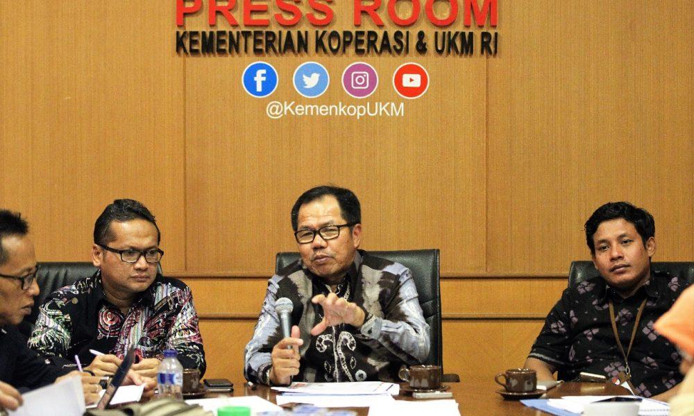 Realisasi Penyaluran Dana Bergulir LPDB-KUMKM di 2017 Mencapai Rp793,9 Miliar