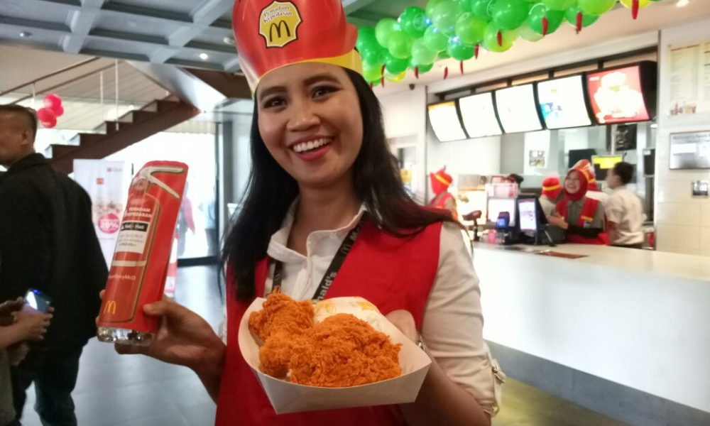 McDonalds Gelar National Breakfast Day Yang ke 6