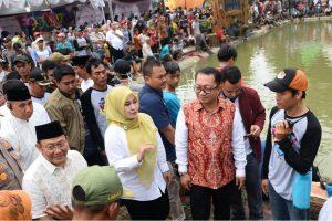 Embung Mampu Gairahkan Perekomonian Desa