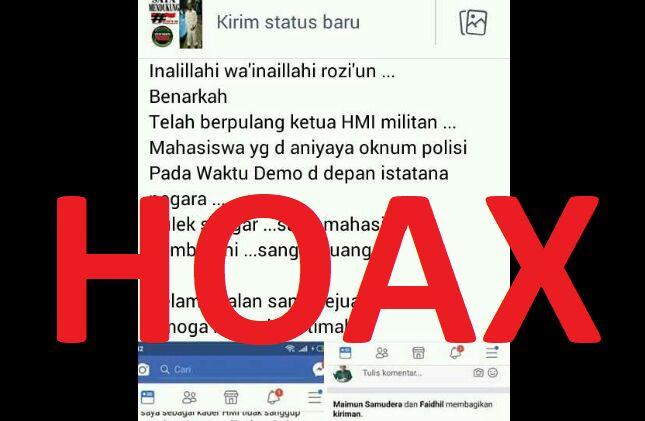 Jangan Kotori Kesucian Bulan Ramadhan dengan Berita Hoax