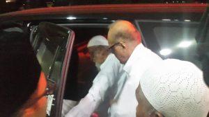 Kuasa HukumAbu Bakar Ba'asyir Minta Pembebsan Bersyarat Ke Presiden Jokowi