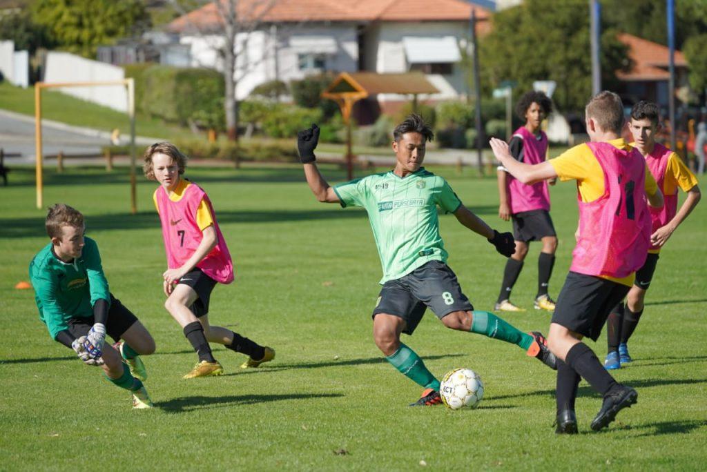 Pelatihan dan Diplomasi Sepak Bola ala Persebaya di Australia