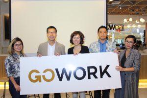GoWork Jadi Operator Coworking Space Adidaya Terkemuka Pertama di Indonesia
