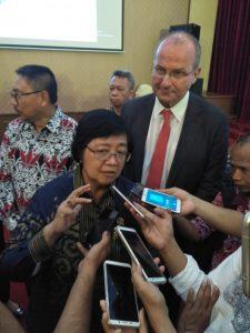 Menteri LHK Indonesia Bisa Belajar Kelola Sampah dari Belanda