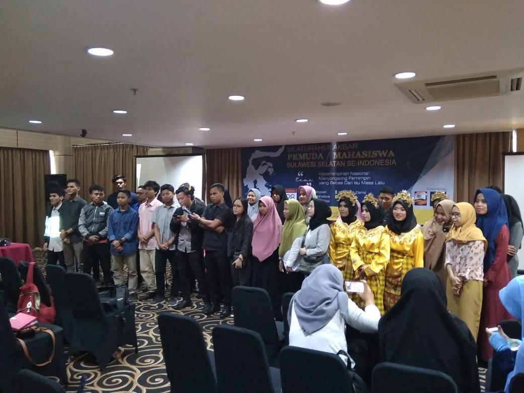 Mahasiswa Sulawesi Selatan Menolak Kepemimpinan yang terindikasi Melanggar HAM
