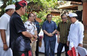 Menteri Puspayoga  Indonesia Dibangun dengan Silaturahmi