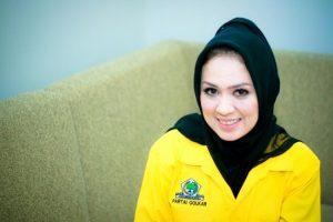 Profil Singkat Andi Fauziah Pujiwatie Hatta Anggota DPR-RI dari Tanah Luwu