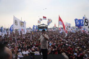 Jika Jadi Presiden, Prabowo Gua Akan Kasih Segalanya