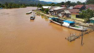 Luwu Timur Diterjang Banjir, Petani Kawatirkan Hasil Panen