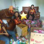 Srikandi PP Lutim Salurkan Bantuan Untuk Korban Banjir Bantaeng dan Jeneponto