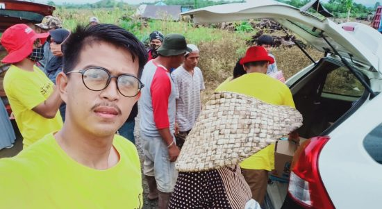 Banjir Luwu Utara, Klink Indonesia Salurkan Bantuan Kemanusiaan