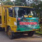 Bantu Korban Banjir Bandang Masamba, Hari ini PT.CLM Kirim Dua Eskafator