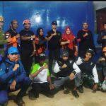 Bersama Tim SAR, Sejumlah Ormas Lutim Evakuasi Banjir Masamba