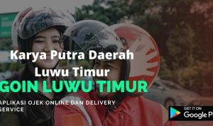 Buka Lapangan Kerja, Pemuda ini Luncurkan Aplikasi Ojek Online di Luwu Timur