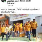 Dinalai Tidak Jelas Alasan Mendukung Husler-Budiman, Sejumlah Kader Tinggalkan Partai Hanura