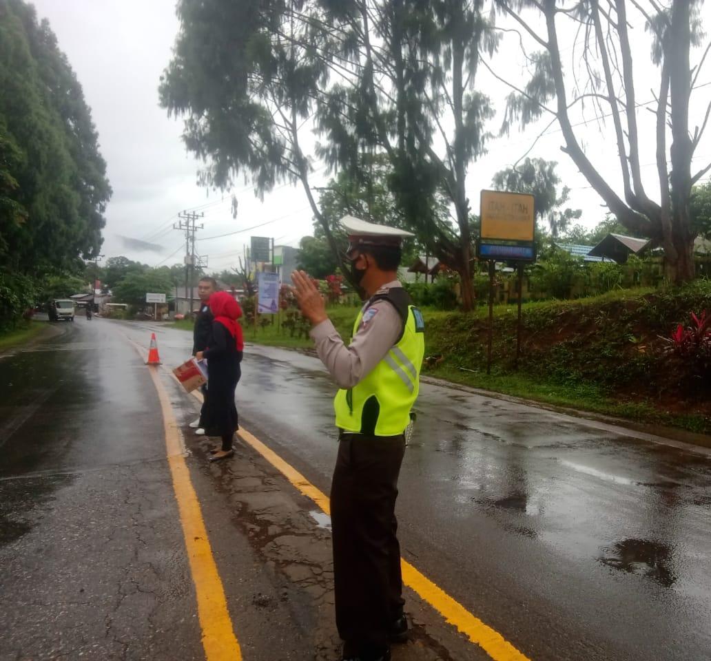 GANN Lutim Gelar Aksi Penggalangan Dana Untuk Korban Banjir di Luwu Utara