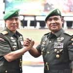Jenderal TNI Andi Sumangerukka Kita Harus Bangkit Tampil Sebagai Pemenang Dalam Menghadapi Pandemi