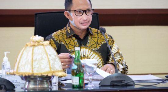 Menteri Tito Ke Gugus Tugas Sulsel Jangan Hanya Mengimbau, Harus Tegas!