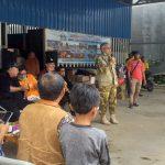 Peduli Bencana Banjir Bandang, Bupati Apresiasi Masyarakat Luwu Timur