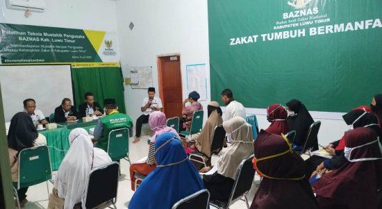 Wujudkan Pengusaha Mandiri Dan Berakhlak, Baznas Gelar Pelatihan