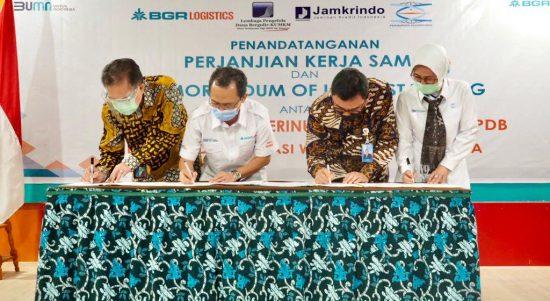 Bantu KUMKM Di Tengah Pandemi Covid-19, LPDB Gandeng Tiga Stakeholder BUMN