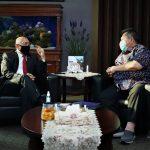 Bantuan Presiden Produktif Usaha Mikro Disalurkan di HUT Kemerdekaan Republik Indonesia ke-75