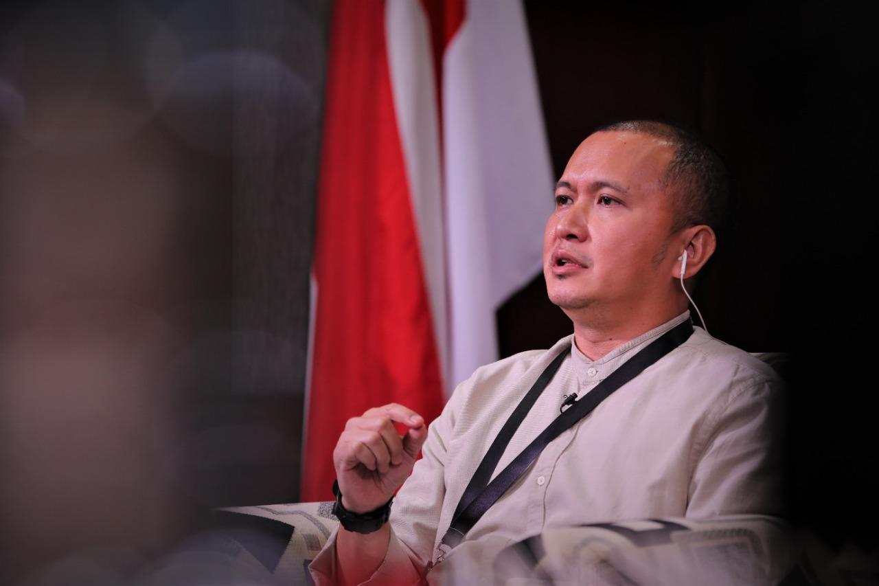 ICCN Gaungkan Optimisme dan Semangat Indonesia Pulih