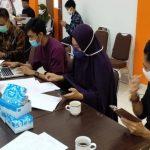 KPU Lutim Gelar Rapat Kordinasi, Hastuti Tidak Boleh Ada Nama yang Tidak Terdata Pada Pemilihan Bupati 9 Desember