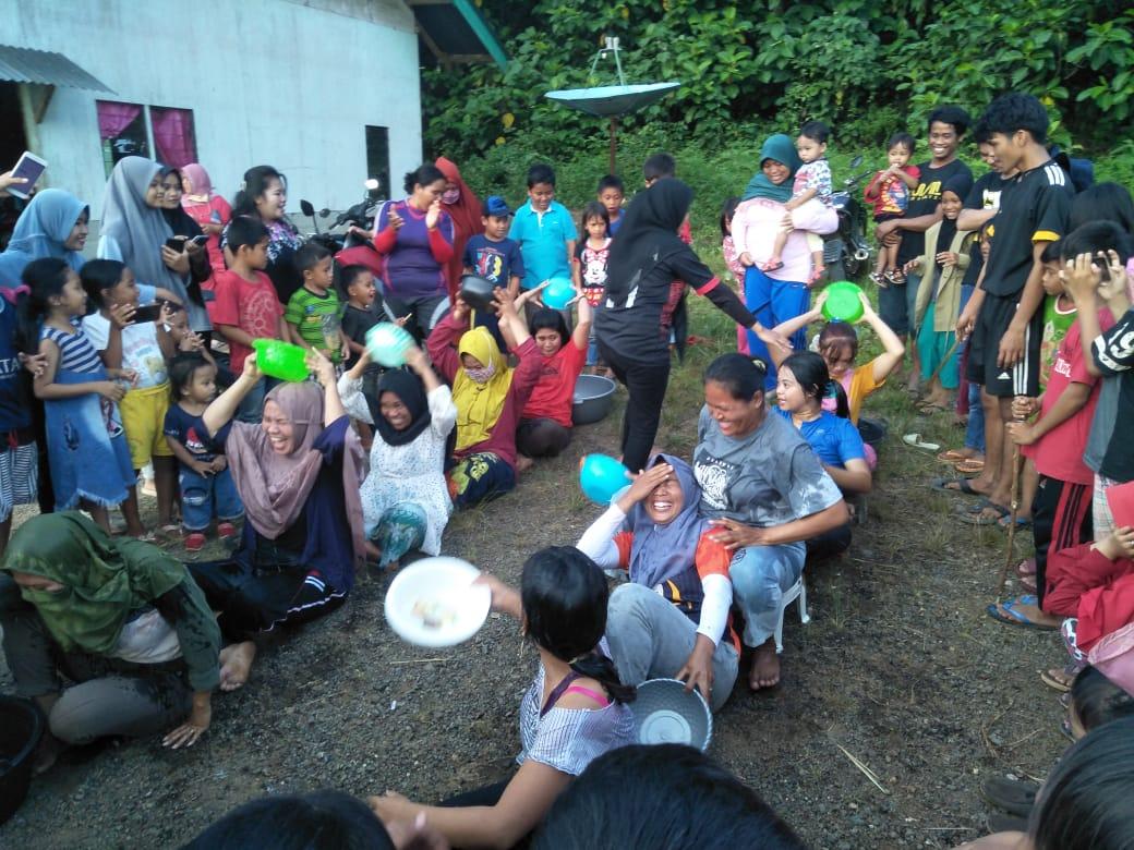 Meriahnya Hari Kmerdekaan Di Dusun Balambano