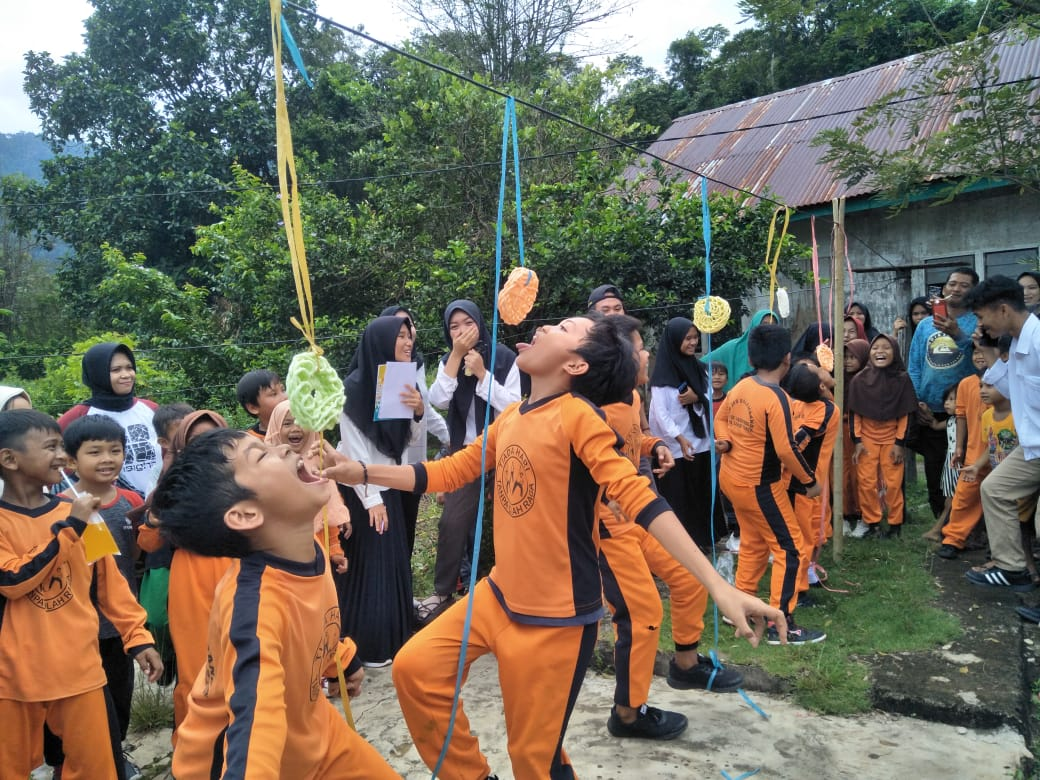 Peringati Hari Kemerdekaan, Pemuda Balambano Gelar Upacara dan Berbagai Macam Lomba