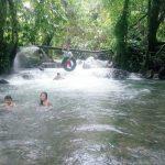 Wow! Wisata Sungai Balambano Ramai Pengunjung