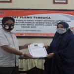 Gelar Rapat Pleno, KPU Lutim Paparkan Total Daftar Pemilih Sementara