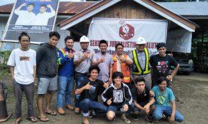 Pasca Pekerjaannya dihentikan Warga, Direktur Utama PT BKL Kunjungi Masyarakat Dusun Balambano