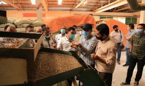 Ekspor 10 Kontainer Kopi ke Starbucks AS, Koperasi Baitul Qiradh Baburrayyan Aceh Dibackup LPDB-KUMKM