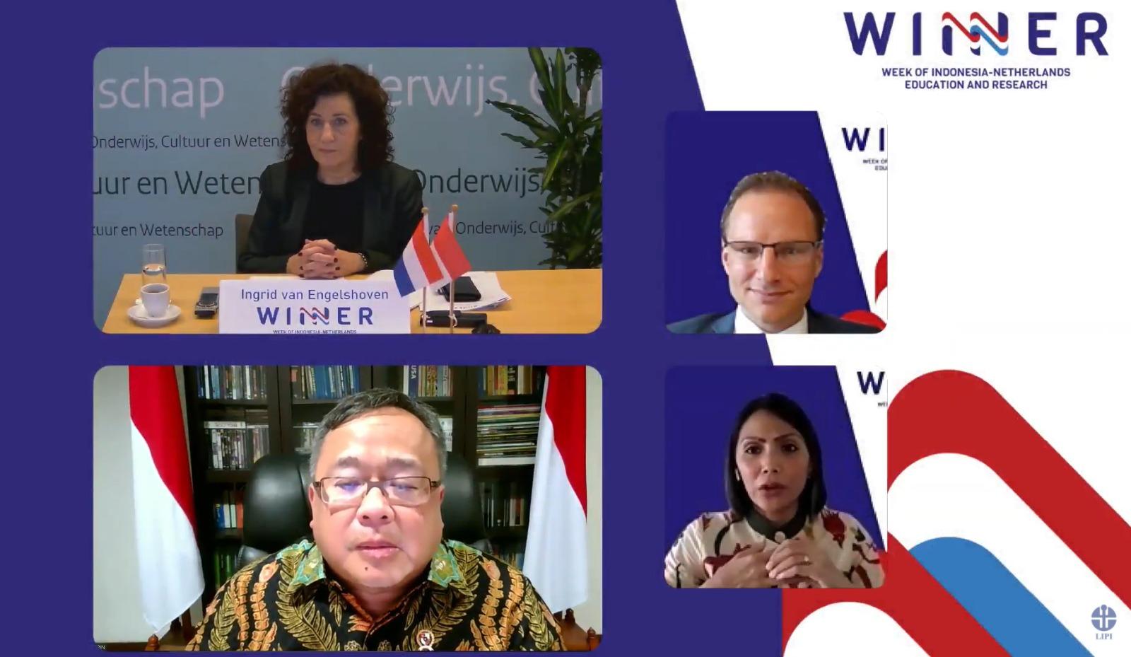 Menristek Sebut Ajang WINNER Mampu Percepat Kualitas Perguruan Tinggi Indonesia