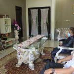 Pjs Bupati Luwu Timur Ikuti Penyerahan DIPA Oleh Presiden RI Joko Widodo Via Virtual