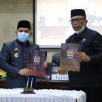 Sidang Paripurna DPRD, Jayadi Nas Penyertaan Modal ke PT Bank Sulselbar Tingkatkan PAD