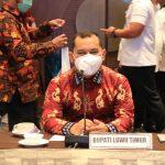 Bahas Pengangkatan Direktur Utama, Jayadi Nas Ikuti RUPS-LB PT Bank Sulselbar