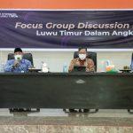 Menjadi Narasumber Pada FGD BPS, Masdin Jelaskan Tugas dan Tanggung Jawab Diskominfo