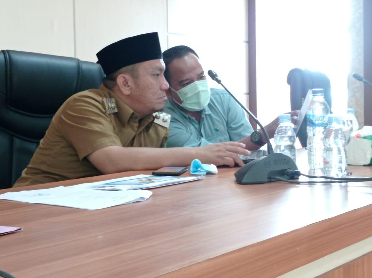 Pimpin Rapat Evaluasi Program PKPM, IBAS PKPM PTVI Diharapkan Menjadi Sumber Ekonomi Strategis Masyarakat