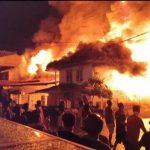 Begini Kerugian Akibat Kebakaran di Sorowako