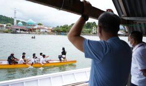 Jelang Pra Pekan Olahraga Provinsi, Budiman Saya Harapkan Anak-anakku Tetap Semangat Berlatih